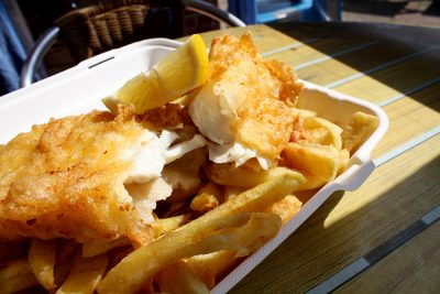 Will's Plaice Fish & Chips.