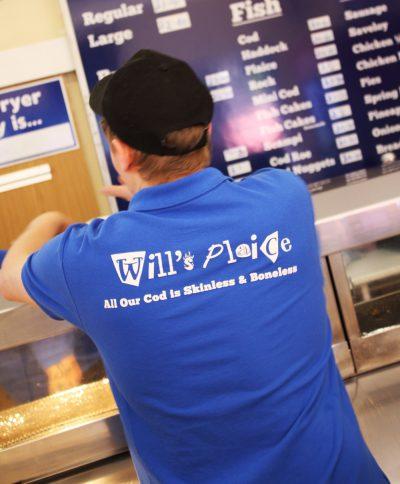 Will - Will's Plaice.